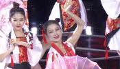 萌妹演绎唯美中国风舞蹈