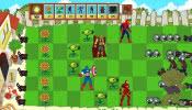 超级英雄入侵植物大战僵尸