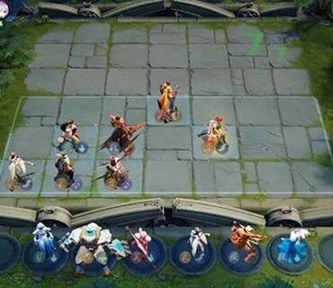 王者模擬戰怎么選英雄站位?