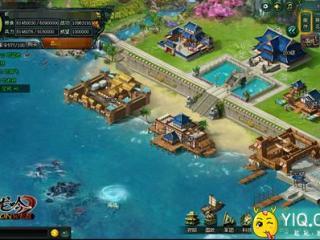 《卧龙吟》大型海港修建,港口出海新出路