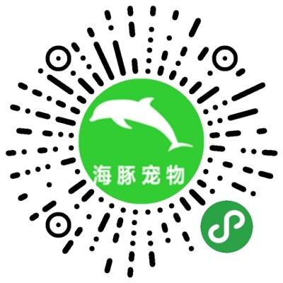海豚宠物小程序码