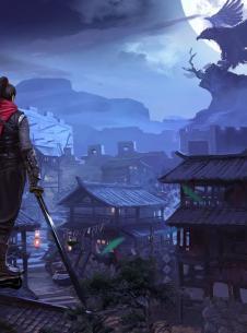 流星蝴蝶剑手游壁纸 刀光剑影的江湖风采