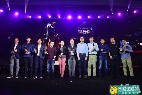 銀漢游戲旗下《時空獵人》《神魔》榮獲首屆黑石獎
