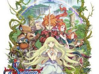 《圣剑传说:最终幻想外传》发行手游主角公开