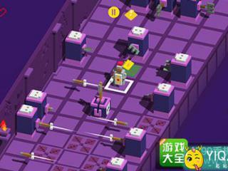 考验反应极限,像素休闲游戏《勇闯地下城》安卓版月底上架