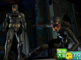 Telltale出品《蝙蝠侠》iOS版上线:与老爷一起惩治哥谭罪恶
