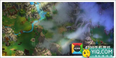 風景如畫 《進擊的部落》叢林風光