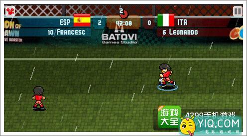 热血足球即视感!《像素世界杯》免费下载