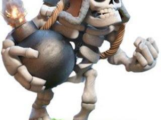 部落冲突骷髅巨人属性图鉴 骷髅巨人详细属性数据