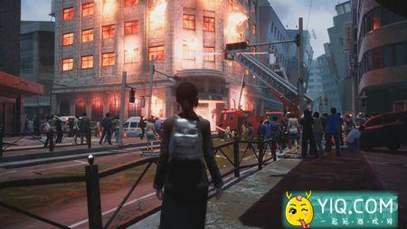 《绝体绝命都市4》新预告 一片废墟的街道1