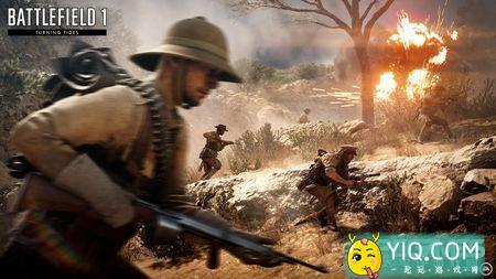 《战地1:力挽狂澜》新截图公开 发售日确认4