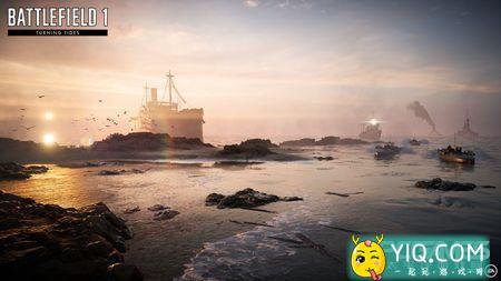 《戰地1:力挽狂瀾》新截圖公開 發售日確認2