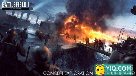《战地1:力挽狂澜》新截图公开 发售日确认6