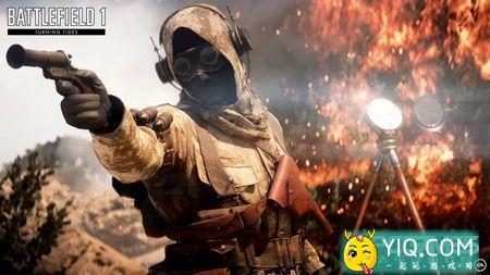 《战地1:力挽狂澜》新截图公开 发售日确认5