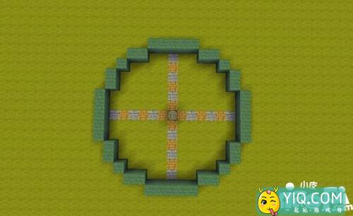 迷你世界喷泉建造方法 喷泉怎么建造1