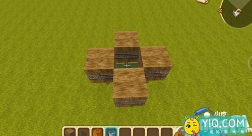 迷你世界静态水方块制作方法 迷你世界静态水怎么做2