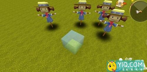 迷你世界静态水方块制作方法 迷你世界静态水怎么做6