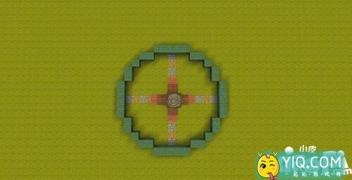 迷你世界喷泉建造方法 喷泉怎么建造3