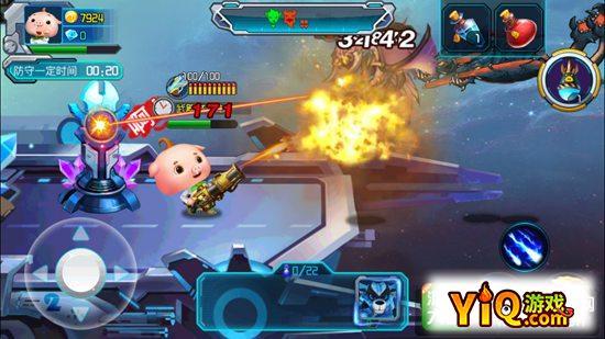 猪猪侠系列横版枪战 《猪猪侠水晶城大冒险》评测3