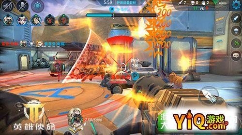 首款次时代枪战电竞游戏《枪火战神》评测2