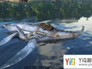 方舟生存进化蛇颈龙怎么抓 方舟蛇颈龙捕捉方法