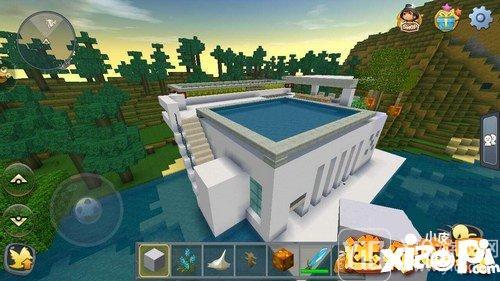 迷你世界房子图片大全 迷你世界房子设计图一览1
