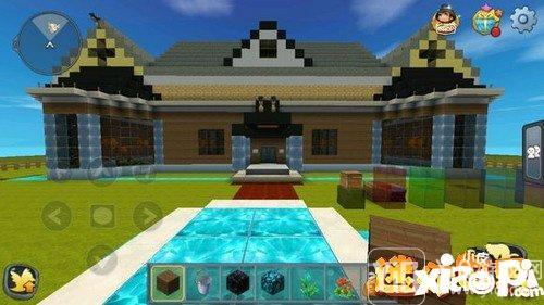 迷你世界房子图片大全 迷你世界房子设计图一览8