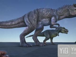 方舟生存进化手机版南方巨兽龙的食谱