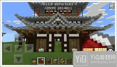我的世界中式建筑教程 进阶建筑红亭51