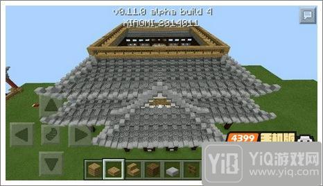 我的世界中式建筑教程 进阶建筑红亭31