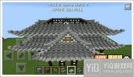 我的世界中式建筑教程 进阶建筑红亭28