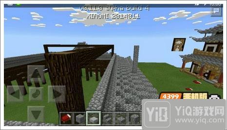 我的世界中式建筑教程 进阶建筑红亭12
