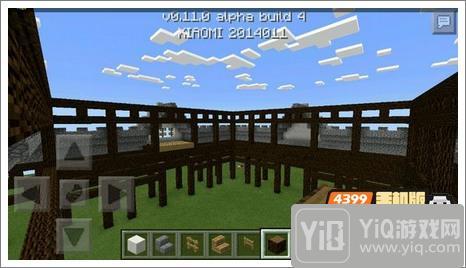 我的世界中式建筑教程 进阶建筑红亭19