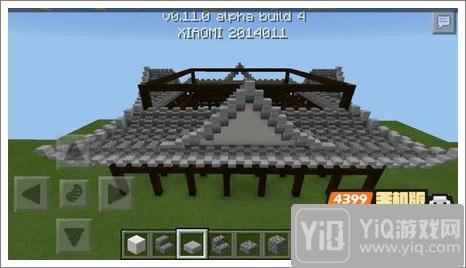 我的世界中式建筑教程 进阶建筑红亭17