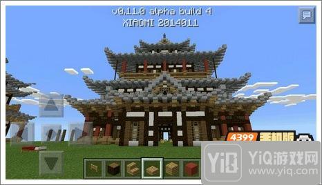 我的世界中式建筑教程 进阶建筑红亭52