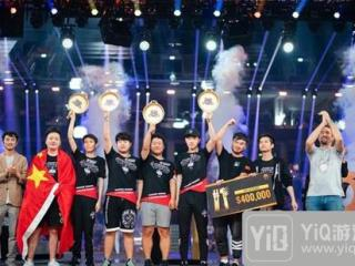 OMG战队夺得《绝地求生》全球邀请赛FPP模式世界冠军!