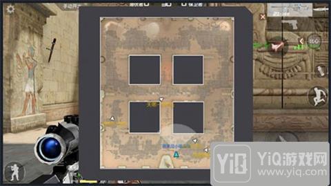 穿越火线手游2.0版本抢先看 新地图营地HD揭秘2