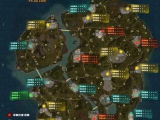 绝地求生刺激战场雨林地图开局跳哪里好 雨林地图资源点解析