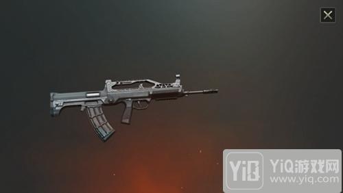 绝地求生刺激战场QBZ步枪解析 国产吃鸡神器1