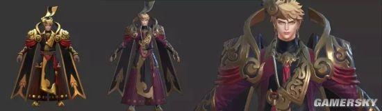 《王者荣耀》新系统公布 皮肤各部位可自由搭配2