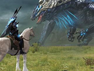超巨兽落银城玩法详解!《猎魂觉醒》新版本即将开测!