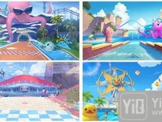 QQ飞车手游水上乐园主题赛道加入排位赛公告