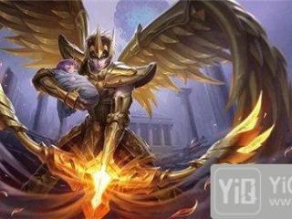 王者荣耀后羿黄金射手座皮肤欣赏 黄金射手座特效一览