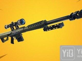 堡垒之夜手游50v50全新升级 重型狙击步枪加入战场!