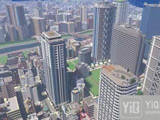 又是一神级作品!《我的世界》玩家用3年打造超级虚拟城市