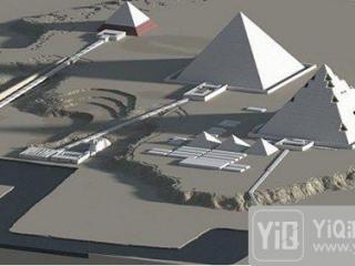 现实建筑照进游戏 我的世界奇观建筑欣赏