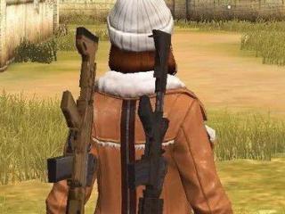 伏地魔的正确操作 荒野行动切枪小技巧分享