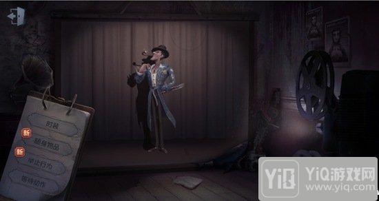 致敬斯文加利 第五人格杰克演绎之星时装公布3