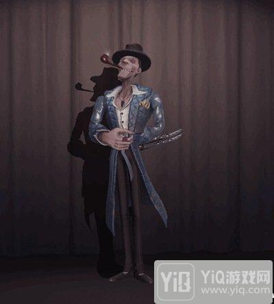 致敬斯文加利 第五人格杰克演绎之星时装公布1