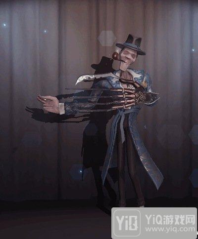 致敬斯文加利 第五人格杰克演绎之星时装公布2